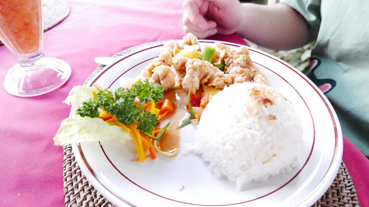 バリ島,食べ物編