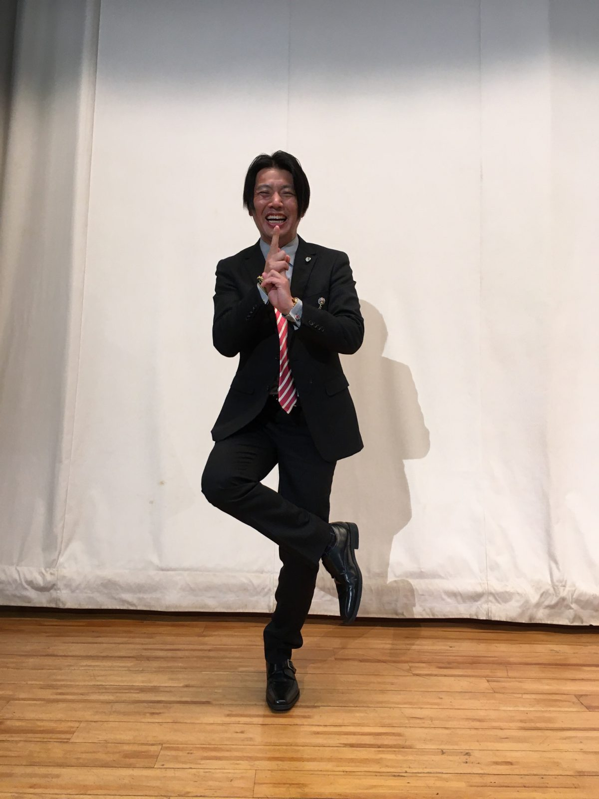 たつや部長講演会in横浜